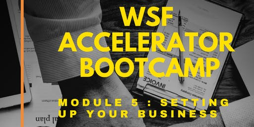 WSF National Bootcamp