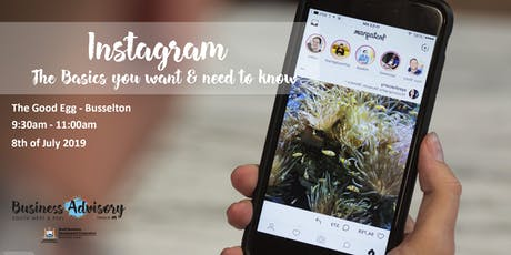 Instagram - the basics you want & need to know tickets