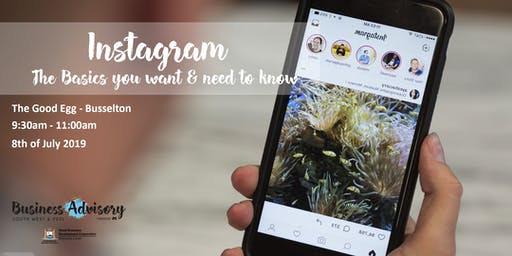 Instagram - the basics you want & need to know