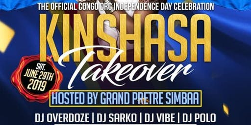 The Official Congo DRC independence day celebration: Kinshasa TakeOver