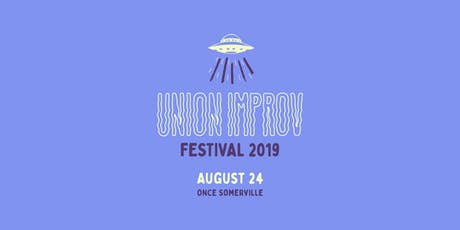 Performer Pass: Union Improv Festival 2019 tickets