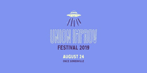 Performer Pass: Union Improv Festival 2019