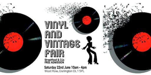 Vinyl & Vintage Record Fair
