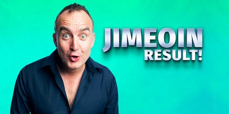 Jimeoin - Result! live at Sporties Barooga tickets