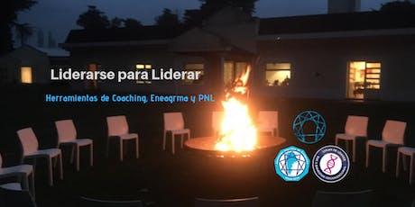 Liderarse para liderar:  Herramientas de Eneagrama, Coaching y PNL entradas