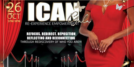 ICAN RE-Experienece Gala tickets