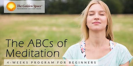 The ABCs of Meditation - 4 Weekly Sessions Workshop tickets