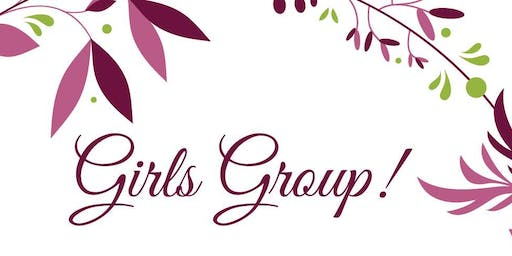 Girls Group - July School Holidays