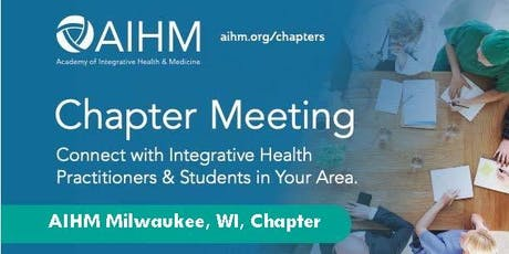 AIHM Milwaukee, WI Chapter Meeting tickets