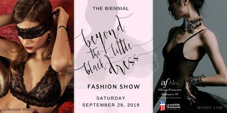 FASHION SHOW: Beyond The Little Black Dress, 4th edition tickets