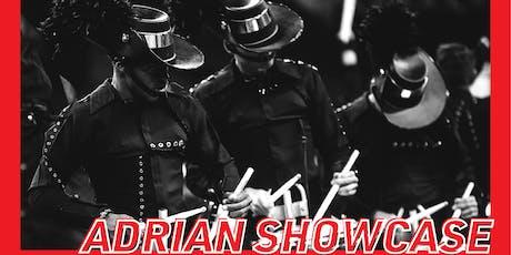 Adrian Showcase tickets