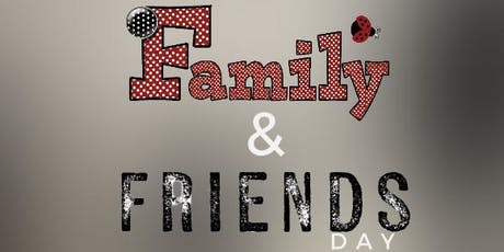 Living Faith Tabernacle Columbus Family & Friends Day tickets
