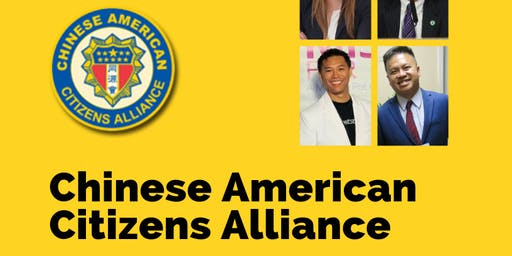 AIB2B Chinese American Citizens Alliance Orange County Installation