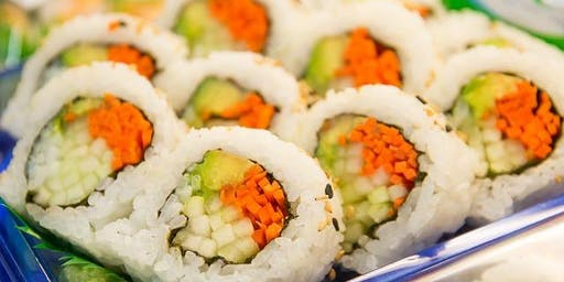 Sushi Class - Sushi Roll make easy