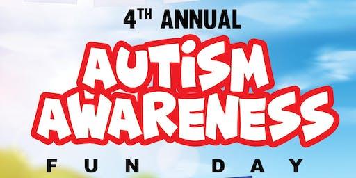 4th Annual Autism Awareness Fun Day