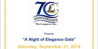 "The Leaguers Inc: ""A Night of Elegance Gala"""