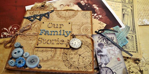 Trace Your Family Tree - Creating Heritage Memory Books