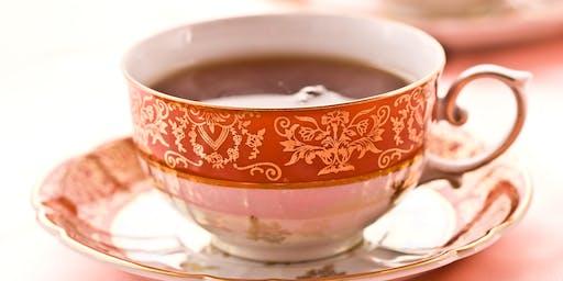 Mystic Tea with Psychic Medium Lorraine