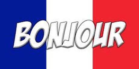 Chicago French Conversation Cafe  tickets