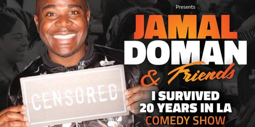 Jamal Doman & Friend's Comedy Show