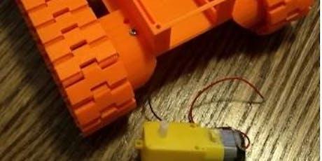 Raspberry pi Jam - STEM activities on robotics for kids in Washington DC tickets