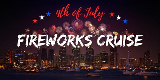July 4th Fireworks Cruise