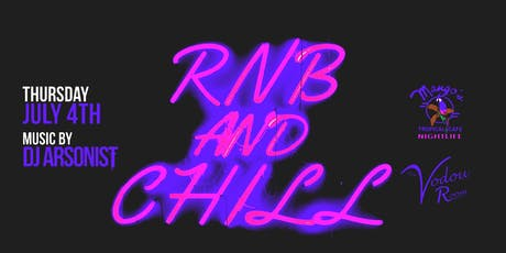 R&B AND CHILL | The #1 R&B Party goes to International Drive • Mangos Tropical Cafe tickets