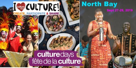 Soirée Tropicale - Culture Days Promotion, Launch & Fund Raiser tickets