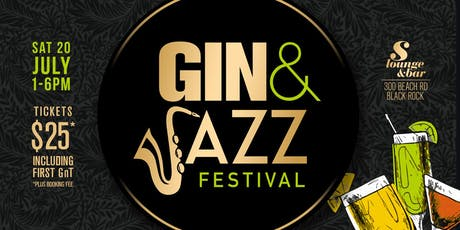 Gin and Jazz Festival tickets
