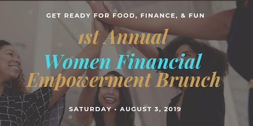 Women and Money: Annual Women Financial Empowerment Brunch