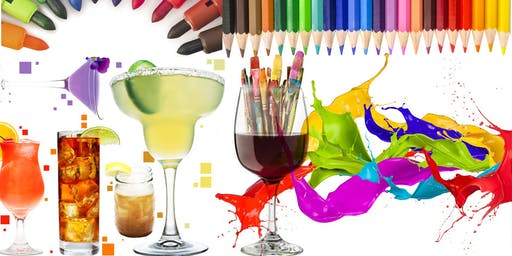 Sip & Paint At The Boardwalk: Fun Painting, Pottery, Karaoke, & More! Byob