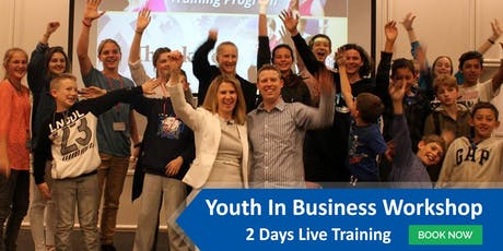 FREE WORKSHOP - How Your Kids Can Create Their Own Successful Business tickets