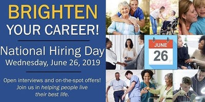 ResCare National Day of Hire Job Fair