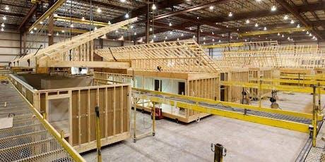 Seminar: Building Modular Renewable Energy Smart Homes - Burlingame tickets