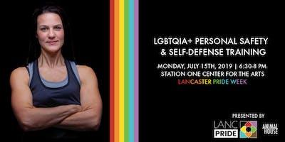 LGBTQIA+ Personal Safety & Self-Defense Training