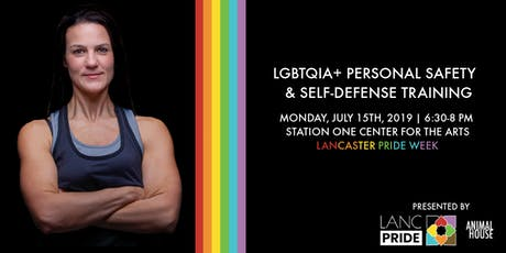 LGBTQIA+ Personal Safety & Self-Defense Training tickets