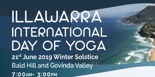 Illawarra International Day of Yoga