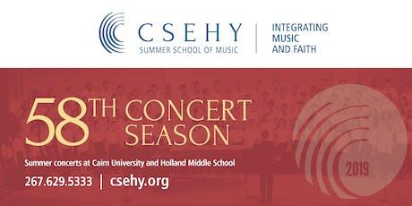 Week 3 High School Concert @ Holland Middle School tickets