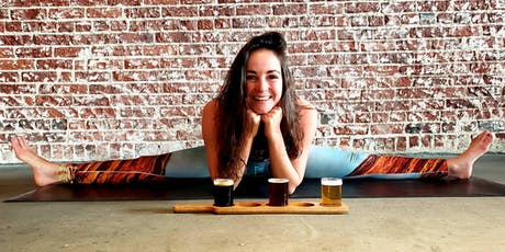 Yoga Flow & Flights at Oasis Brewing tickets
