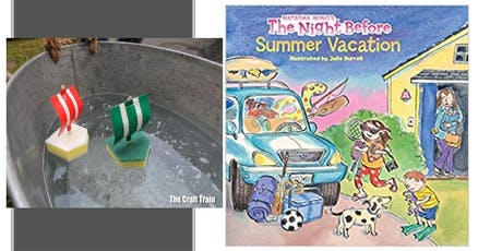It's Elementary Presents: The Night Before Summer Vacation Storytime tickets