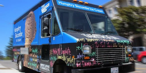 Humphry Slocombe Ice Cream at Off the Grid Oakland Museum of California