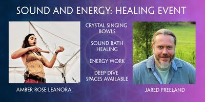 Sound and Energy: Healing Event