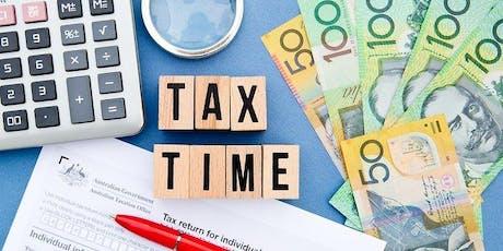Tax Essentials: Maximise Your Return tickets