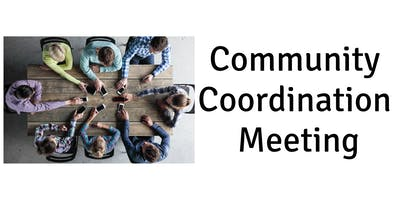 Community Coordination Meeting