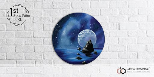 Sip & Paint Night : Galaxy Reflection
