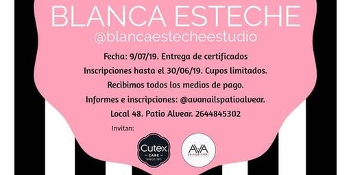 Curso Intensivo de Manicure con Blanca Esteche