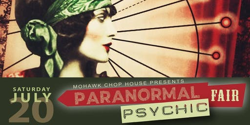 Paranormal and Psychic Fair