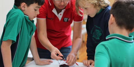 What if? Kids electric circuits workshop tickets