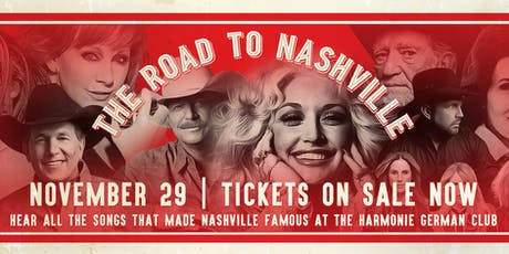 The Road To Nashville tickets