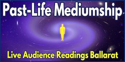 Past-Life Mediumship - Live Audience Readings Ballarat